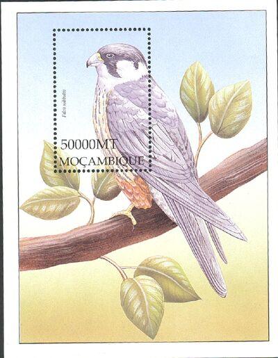 Mozambique 2002 Birds of Africa r