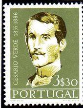 Portugal 1957 Cesário Verde b