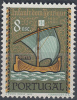 Portugal 1960 500th Anniversary of the Death of Prince Henrique the Sailor e