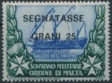 Sovereign Military Order of Malta 1975 Postage Due Stamps f