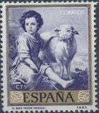 Spain 1960 Painters - Bartolomé Esteban Murillo a