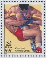 United States of America 1996 Summer Olympic Games f