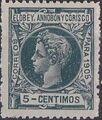 Elobey, Annobon and Corisco 1905 King Alfonso XIII e.jpg