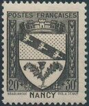 France 1941 Coat of Arms (Semi-Postal Stamps) a