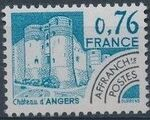 France 1980 Historic Monuments - Pre-cancelled (2nd Issue) a