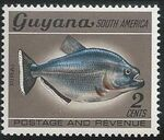 Guyana 1968 Wildlife b