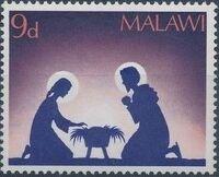 Malawi 1967 Christmas b
