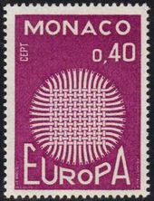 Monaco 1970 Europa a