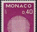 Monaco 1970 Europa