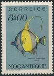 Mozambique 1951 Fishes r