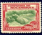 Mozambique company 1937 Assorted designs l