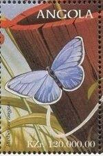 Angola 1998 Butterflies (2nd Group) e