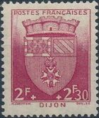 France 1942 Coat of Arms (Semi-Postal Stamps) g