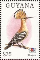 Guyana 1994 Birds of the World (PHILAKOREA '94) j