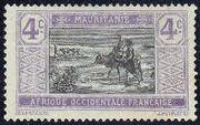 Mauritania 1913 Pictorials c