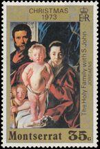 Montserrat 1973 Christmas b