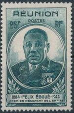 Reunion 1945 Felix Eboue b