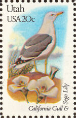 United States of America 1982 State birds and flowers zp