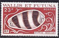 Wallis and Futuna 1976 Sea Shells b