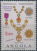 Angola 1967 Portuguese Civil and Military Orders e