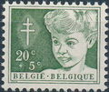 Belgium 1954 Anti-Tuberculosis Work a.jpg
