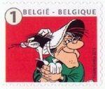 Belgium 2015 Lucky Luke e