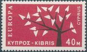 Cyprus 1963 EUROPA - CEPT b