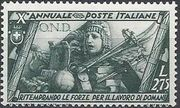 Italy 1932 10th Anniversary of the Fascist Government and the March on Rome n