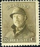 Belgium 1919 King Albert in Trench Helmet h