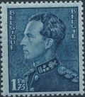 Belgium 1936 King Leopold III (1st Group) b