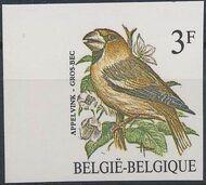 Belgium 1985 Birds c