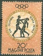 Hungary 1960 Summer Olympic Games - Rome 1960 b
