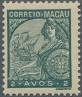 Macao 1934 Padrões c
