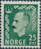 Norway 1956 King Haakon VII a