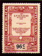 Portugal 1924 400th Birth Anniversary of Camões t