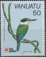 Vanuatu 1991 Phila Nippon'91 - Birds a