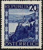 Austria 1946 Landscapes (II) f