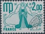 France 1978 Signs of the Zodiac - Precanceled (2nd Issue) d