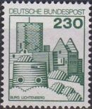 Germany, Federal Republic 1978 Strongholds and Castles c
