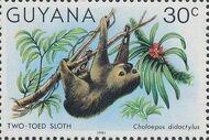 Guyana 1981 Wildlife d