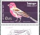 Israel 1963 Birds of Israel (2nd Group)