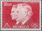Monaco 1982 Prince Rainier and Prince Albert (Air Post Stamps) b