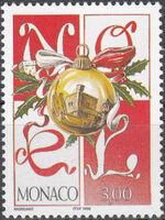 Monaco 1998 Christmas a