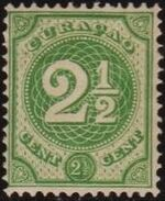 Netherlands Antilles 1890 Numbers a