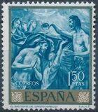 Spain 1961 Painters - El Greco f