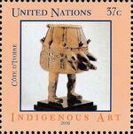 United Nations-New York 2006 Indigenous Art b
