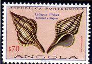 Angola 1974 Sea Shells d