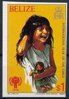Belize 1980 International Year of the Child l