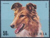 Liberia 1974 Dogs f