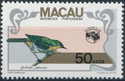 Macao 1984 Birds (Ausipex 84) c